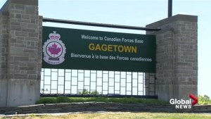 Government invests in I.E.D. training facility at CFB Gagetown