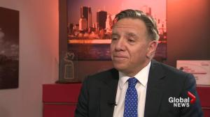 François Legault: A year in review