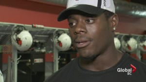 Impact of BC Lions rookies