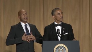 Key and Peele's angry Luther translates Obama's White House Correspondents' Dinner speech