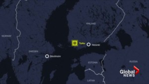 Deadly stabbing spree in Finland leads to shootout with police