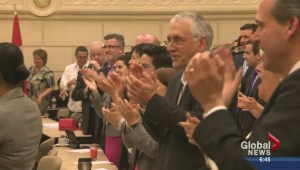 Canadian politicians react to Alberta NDP majority government