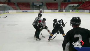 Draft night ahead of Face Off Against Cancer Hockey Tournament