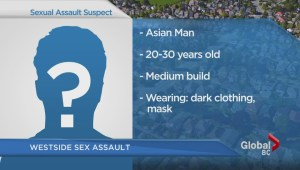 Another sex assault on Vancouver's west side