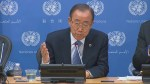 Ban Ki-moon says United Nations has failed the people of Syria