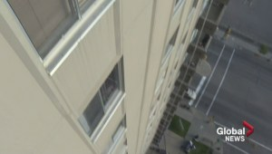 Rappelling 22 stories: First person's view of Drop Zone