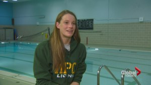 Teenage swimming sensation Penny Oleksiak aiming to represent Canada