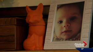 Parents share concerns as term SIDS phased out in Alberta
