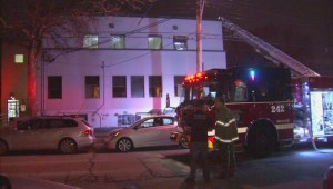RAW: Ahuntsic medical clinic fire