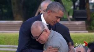 Obama 1st sitting U.S. president to visit Hiroshima