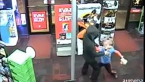 Plucky 7-year-old punches gun-toting thief in the gut during armed holdup