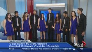Campbell Collegiate Vocal Jazz Ensemble