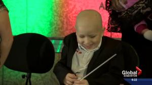 7-year-old Alberta boy gets to conduct Edmonton Symphony Orchestra