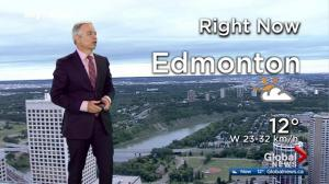 Edmonton early morning weather forecast: Monday, July 17, 2017