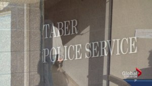 Taber police angry at reaction to town's bad behaviour bylaw