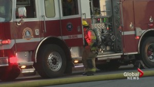 Fire forces evacuation of Dartmouth apartment