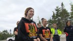 Female Nova Scotia high schoolers experience front lines of emergency response