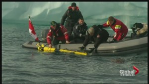 Harper takes part in Franklin Expedition search