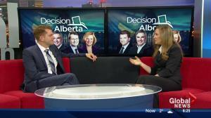 Debate recap: Wildrose leader Brian Jean on Global Edmonton