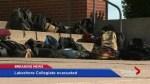 Etobicoke high school evacuated after threat