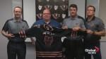 Calgary Hitmen introduce new hockey operations staff