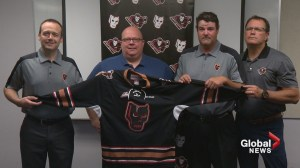 Calgary Hitmen introduce new hockey operations staff