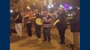 McDavid's return inspires viral First Nations singing