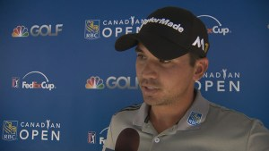 PGA star Jason Day well back of the lead at 2-under at RBC Canadian Open