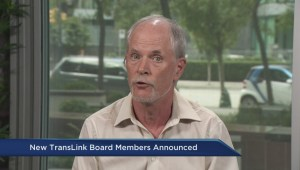 Province appoints two to the TransLink Board