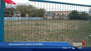 Development plans released on empty Whyte Avenue lot