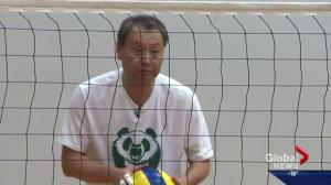 Pandas volleyball coach moving to Japan to take on new job