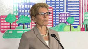 Ontario premier announces cap-and-trade plan to fight climate change