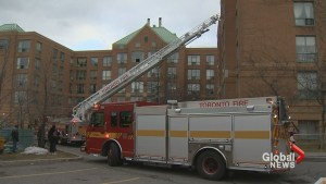 2 people are dead and another 11 have been hospitalized after fire at seniors home in Scarborough