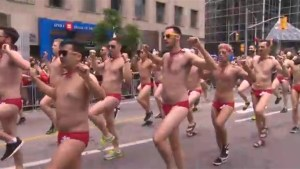Canada's largest pride parade brings out thousands, including Prime Minister