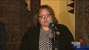Sarah Hoffman to run for NDP