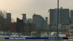 Spring thaw brings smog warning