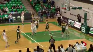 Saskatchewan Huskies nationals bound after 72-62 victory over Pandas