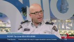 Sgt. Dale Carr on Surrey shootings