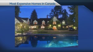 The 5 most expensive homes in Canada