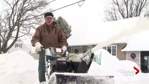 West Island snow removal is moving along