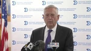 U.S. is gaining traction in diplomatic effort vs. North Korea: Mattis