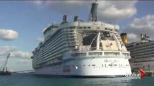 Pregnancy policy: cruise line routinely asks taboo question