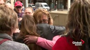 'I don't have to think of them ever again': Ryan Lane's mother after sentencing