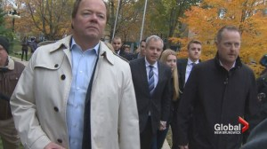 Dennis Oland granted bail ahead of new murder trial in father's death