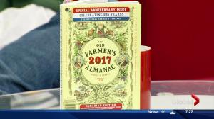 Farmer's Almanac still relevant 225 years later