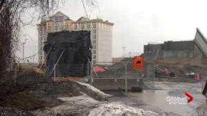Dorval overpass on schedule: Transports Quebec