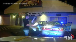 Man pulled over for DUI stop impresses cops by juggling