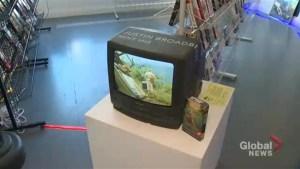 Toronto artist opens nostalgic VHS rental store art installation