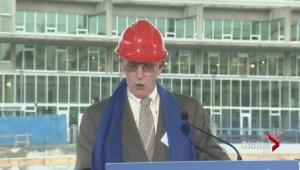 Construction begins on BC Children's Teck Acute Centre