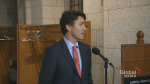 Justin Trudeau addresses Hunter Tootoo's resignation from Liberal caucus